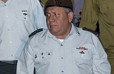 Israel's former military chief blasts Bibi!