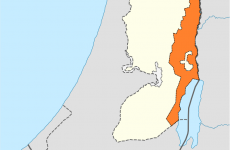 BIBI AT BRINK OF WEST BANK ANNEXATION