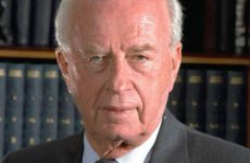 THE LATE YITZHAK RABIN – PAST AND PRESENT