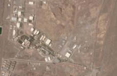 IRAN'S URANIUM ENRICHMENT FACILITY AT NATANZ MAY BE KNOCKED OUT FOR NINE MONTHS!