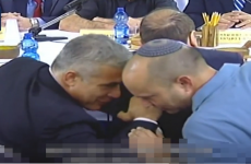 ARE ISRAELI POLITICIANS COLLUDING ON NETANYAHU'S DEPARTURE?