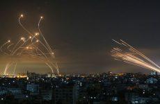 ISRAELI AIRCRAFT CONTINUE TO CLOBBER HAMAS AS CEASEFIRE APPARENTLY DRAWS NEAR