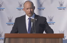 """PRIME MINISTER NAFTALI BENNETT WARNING TO IRAN: """"WE WILL NOT HESITATE TO ACT IF NEED BE!"""""""